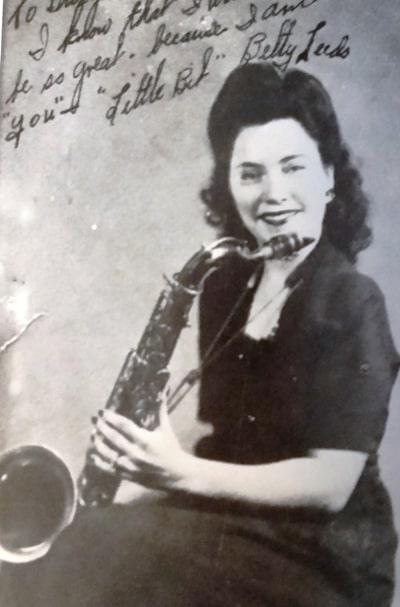 Betty Sattler Leeds